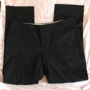 Old Navy • stretch pinstripe business slacks